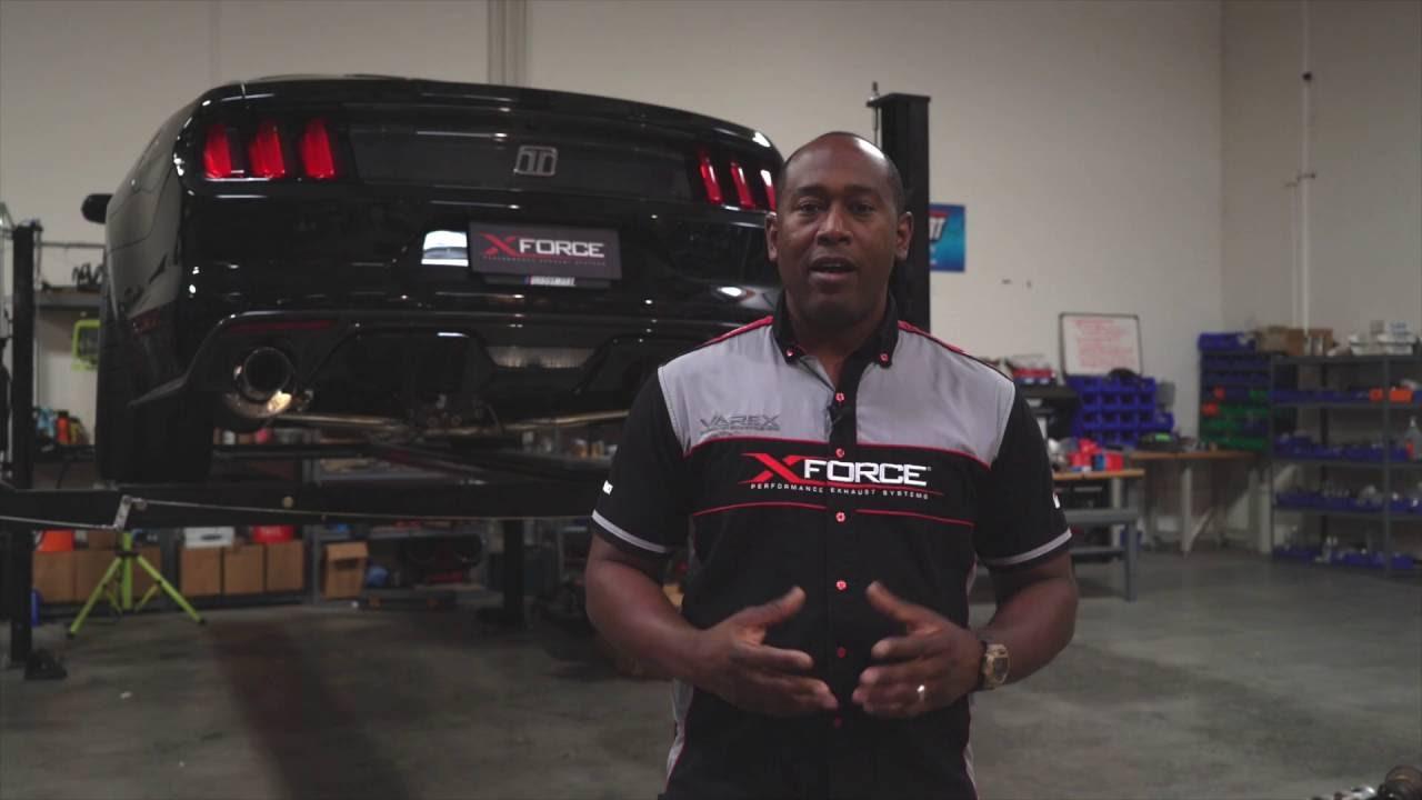 Exhaust 101 with XForce Performance Exhaust