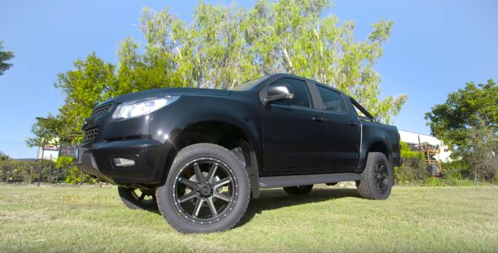 Tekno Enhanced Colorado with XForce 3 Turbo-Back System